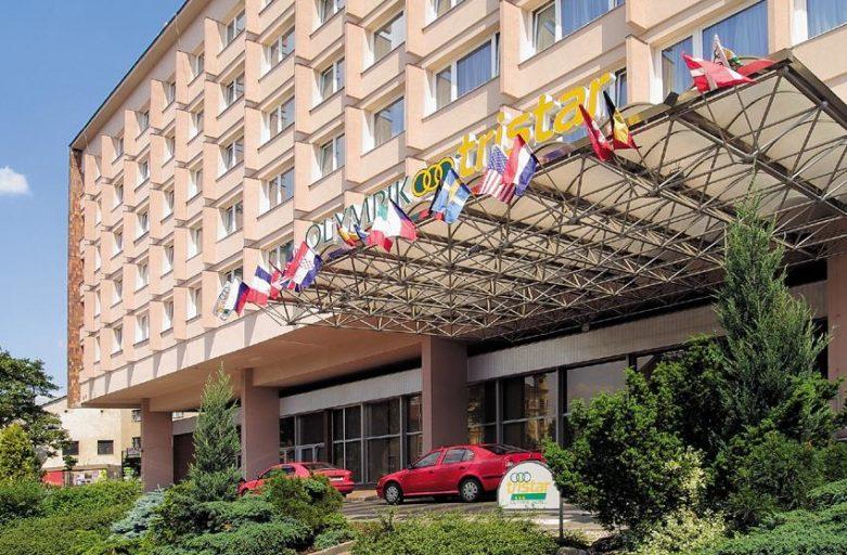 Zentrumsnah: Tristar Olympik Hotel Prag