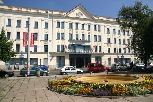 Zentrum: Hotel Beranek Prag
