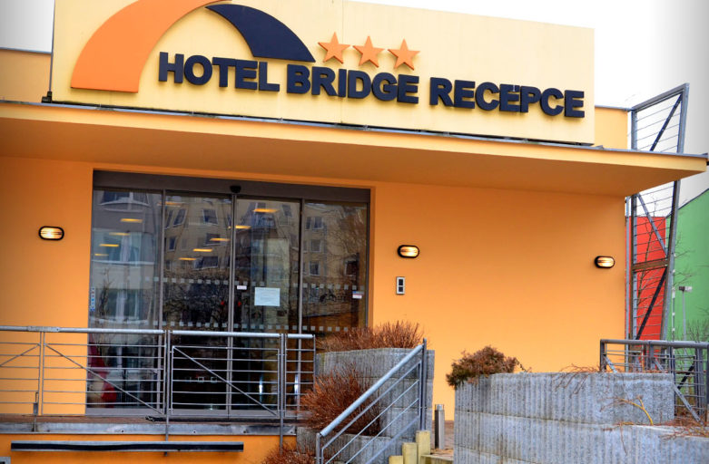 Zentrumsnah: Hotel Bridge Prag