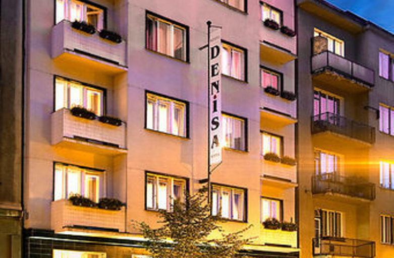 Zentrumsnah: Hotel Denisa Prag