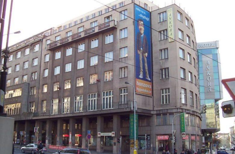 Zentrum: Hotel Legie Prag