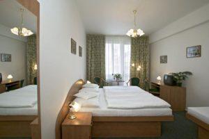 Hotel Legie Prag Zimmer 2