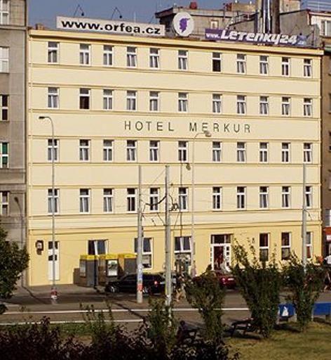 Zentrum: Hotel Merkur Prag