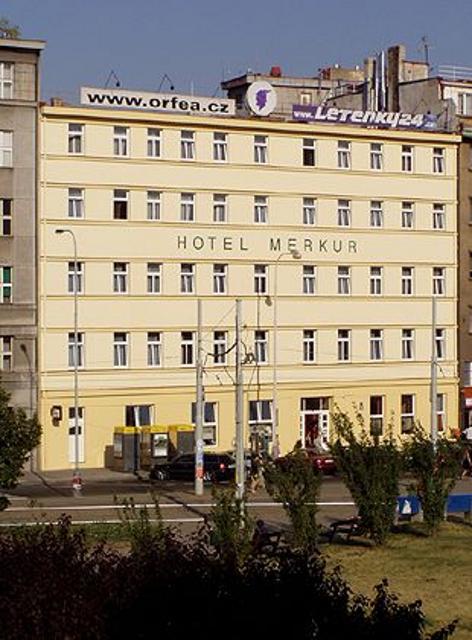 Zentrum Hotel Merkur Prag Klassenfahrt Nach Prag