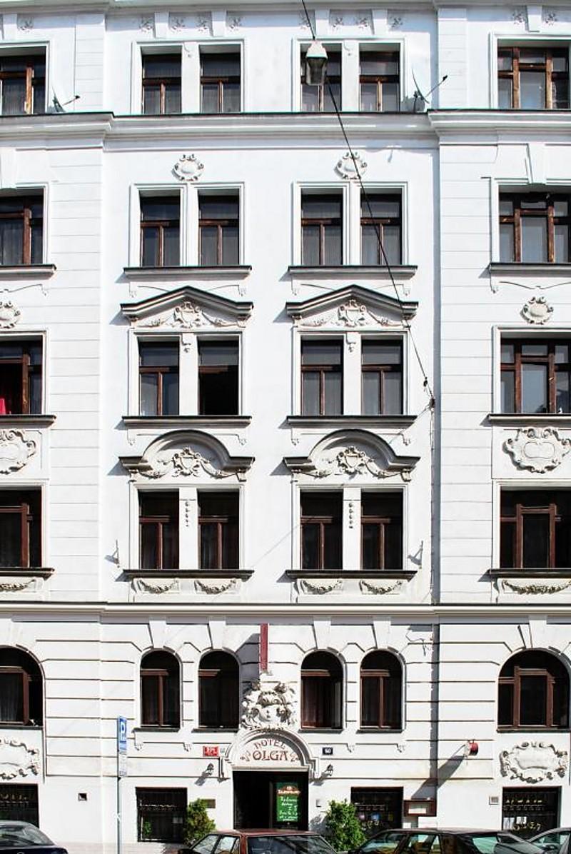 Hotel Olga Prag