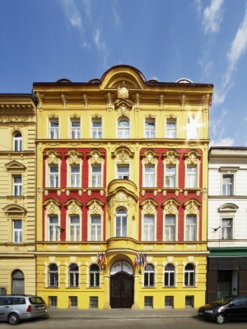 Hotels Prag Zentrum  Sterne