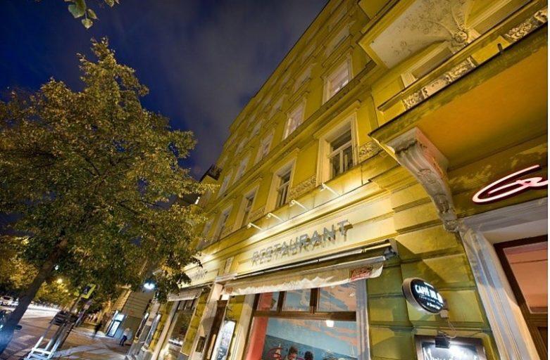 Zentrum: Hotel Residence La Fenice Prag